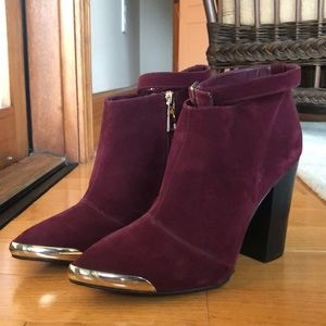 Shoe Cult By Nasty Gal - Heeled Suede Shoe